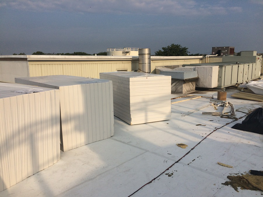 Apex Construction Commerical Flat Roofer
