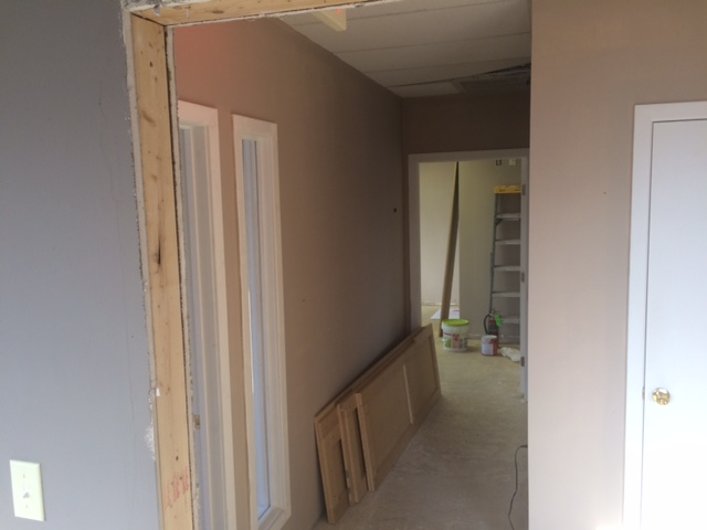 Commercial Tenant Fit Up