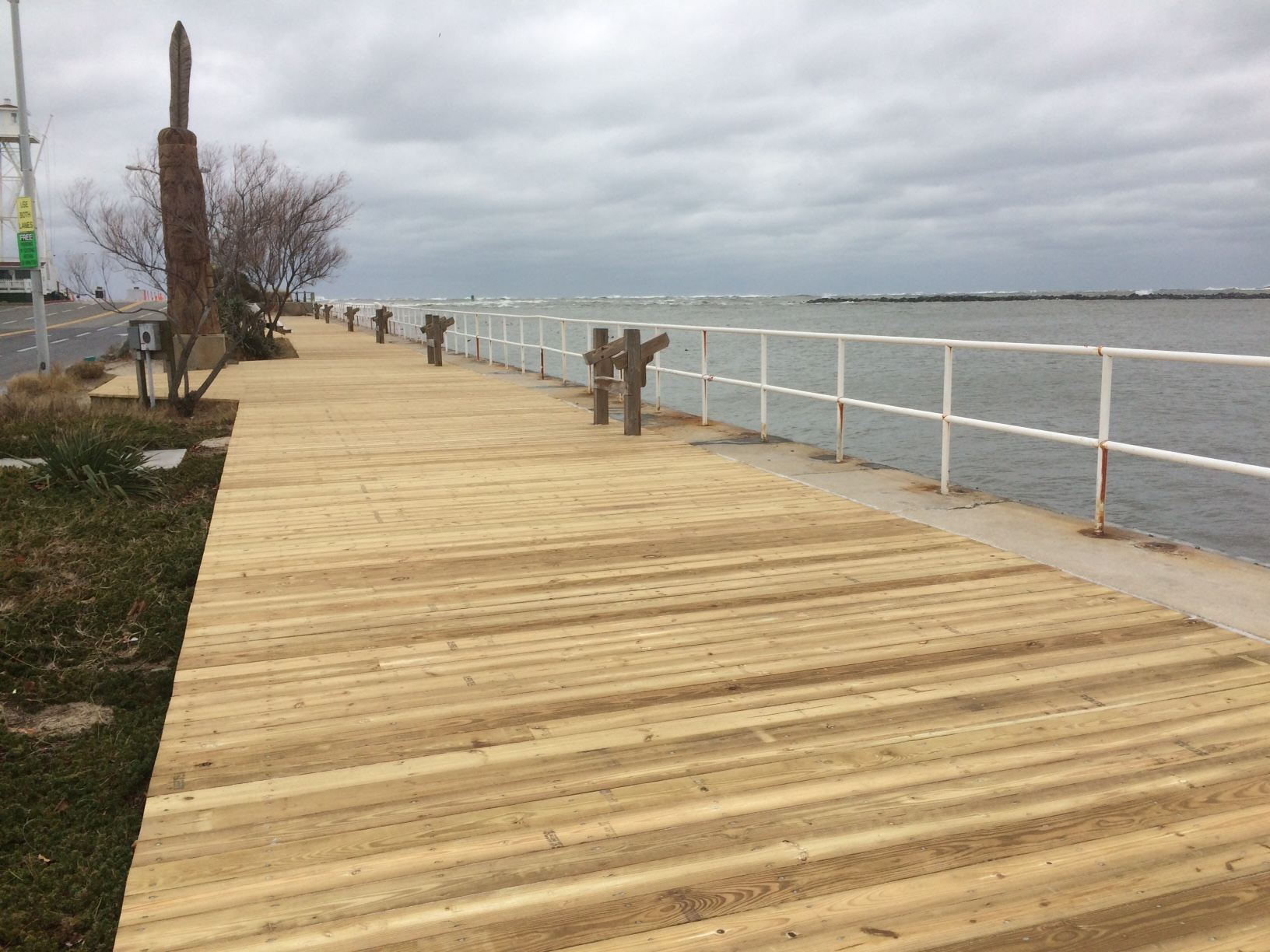 OC Inlet Boardwalk Repairs Replacement