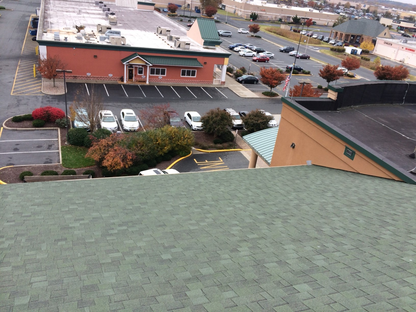 Salisbury MD Commercial Roofing Contractor