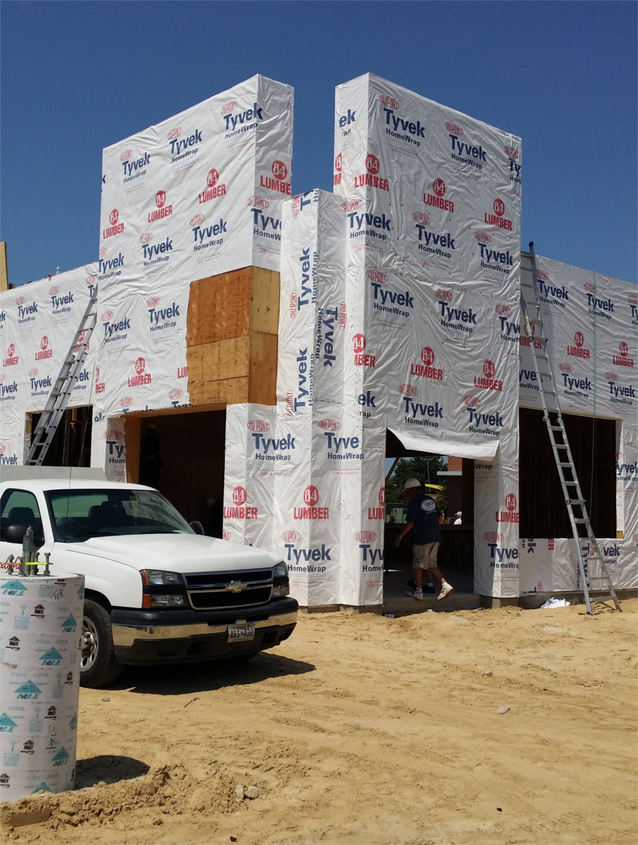 commerical construction framing salisbury MD