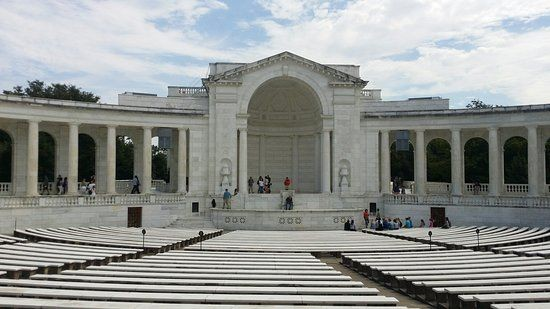 Design Build at Arlington National Cemetery