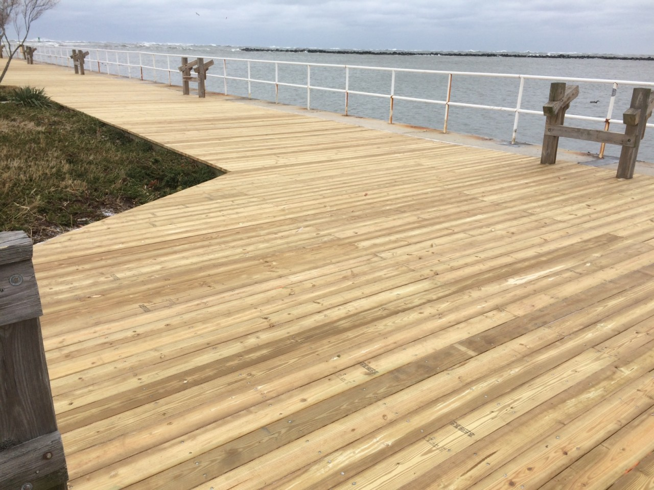 Inlet Boardwalk Deck Renovations - Ocean City, MD
