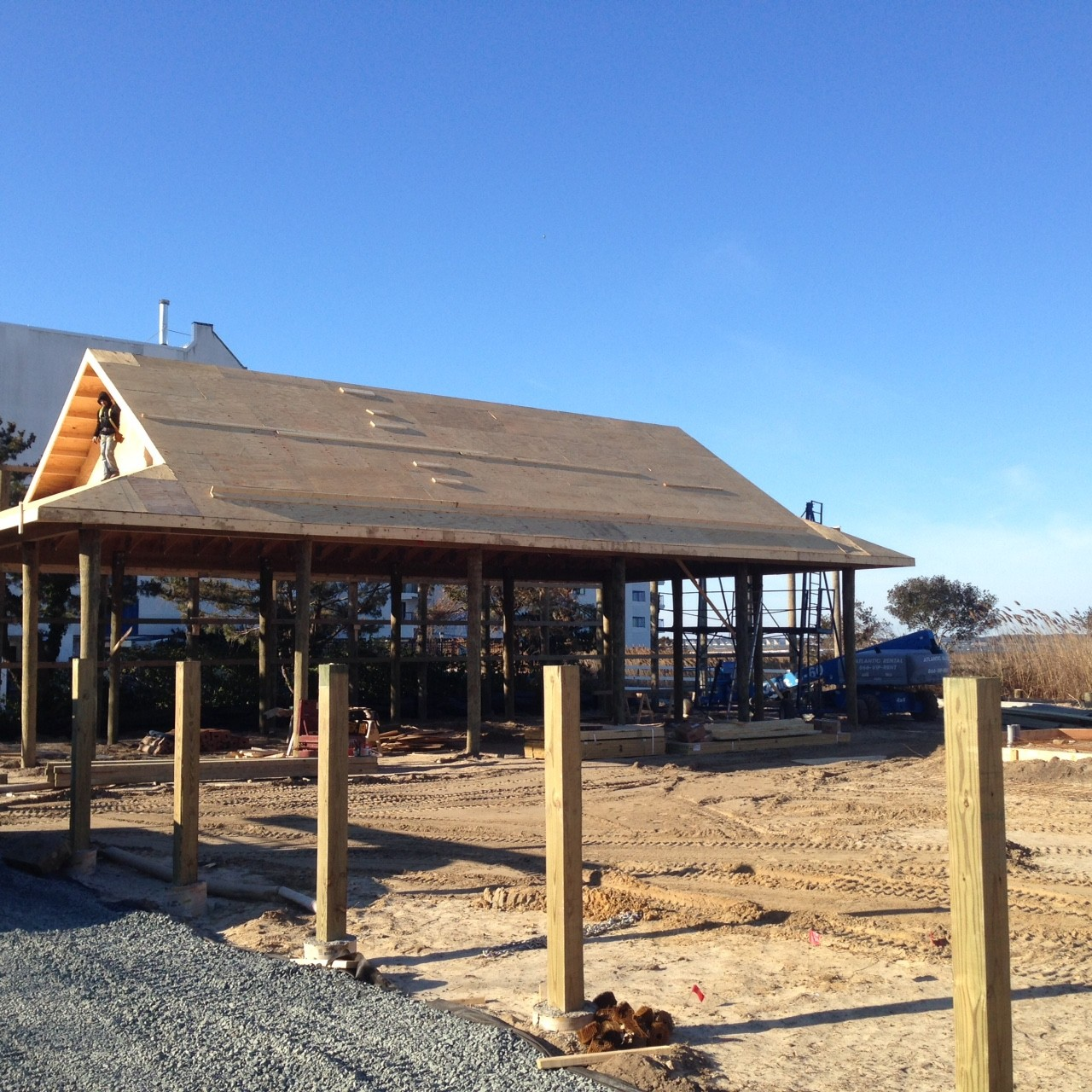 Ropewalk Construction Project Update - Ocean City, MD